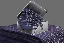 Company PROMO-HOUSE has expanded its offer with the woolen scarves.
