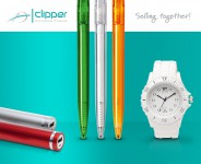 Clipper: your ideal partner for selling promotional items!