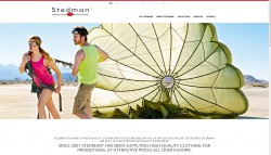 New Stedman® Website