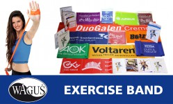The WAGUS-EXERCISE-BAND - ADVERTISING WITH WELLNESS