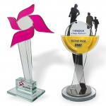 DECOR - Manufacturer of Glass Trophies and Gadgets