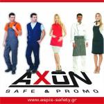 "\""Promo Workwear from AXON Safe&Promo\"""