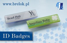 ID Badges – elegant & durable