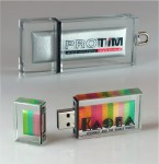 PENDRIVE in GLASS - NOVELTY GADGET