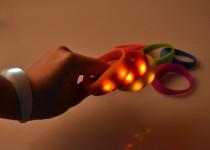 Silicon Pulse Bracelet
