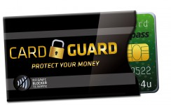 Cardguard holder