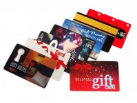 Special offer! Laminated plastic cards in 4 days!