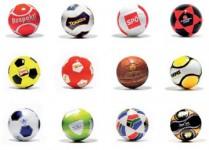 Customized footballs