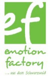 Emotion factory is relocating to the Black Forest