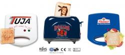 Waffle Iron, Logo® Toaster, Sandwichmaker