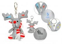 Reflective mascots - samples