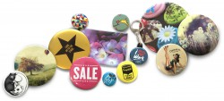 small collection of buttons and sizes