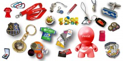Custom-made promotional items