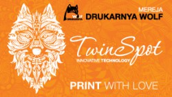 Create your masterpiece together with DRUKARNYA WOLF!