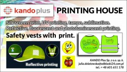Reflective Products & Printing House - KANDO Plus