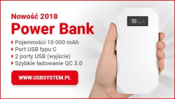 Nowy super pojemny Power Bank!