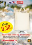 NATURAL COTTON BAGS
