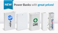 Power Banks with great prices!