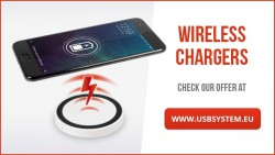 Wireless charging smartphones and tablets