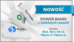 Power Banki w świetnych cenach!