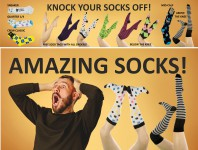 KNITTED SOCKS FROM KINGLY
