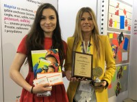 """Złoty Medal  RemaDays 2019 - Gifts World \""""The Prize for Innovations\"""""""