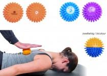 Igelball-Massage