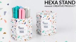 HEXA STAND modern desk stand
