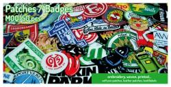 Aufnäher - Abzeichen - Badges - Patches
