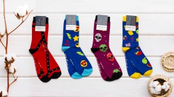 PREMIUM CLASSIC CREW SOCK by KINGLY