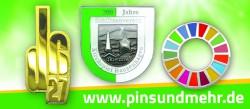 Pins & custom badges