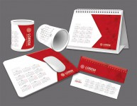 promotional products with calendar