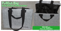 PULLOUT BAG