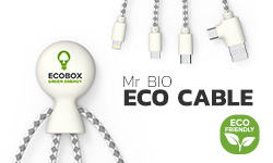 Mr. BIO Eco-Friendly Charging Eco Cable
