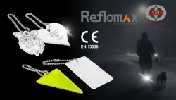 Soft Reflectors made from certified AGR material